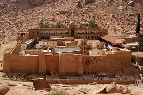 Sinai and St Catherine Tour