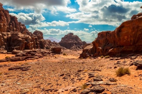 Petra and Wadi Rum
