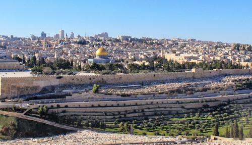 Jerusalem Tour Panoramic Thumb